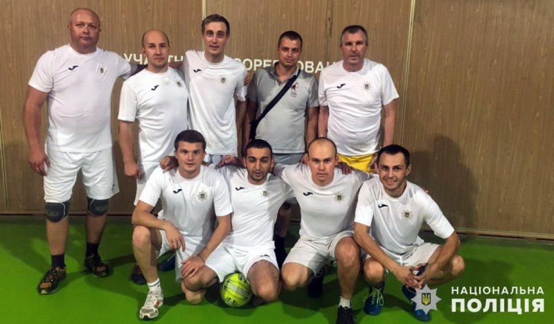 Збірна команда поліції Покровська здобула срібло у відкритому чемпіонаті з волейболу серед поліцейських Донеччини, фото-1