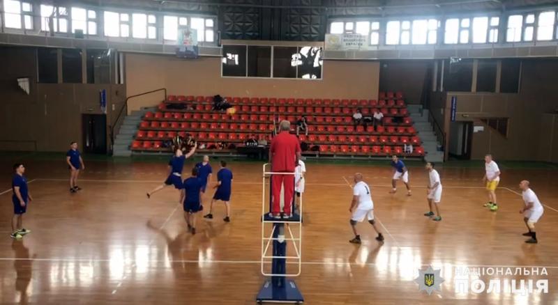Збірна команда поліції Покровська здобула срібло у відкритому чемпіонаті з волейболу серед поліцейських Донеччини, фото-2