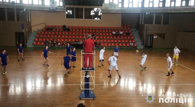Збірна команда поліції Покровська здобула срібло у відкритому чемпіонаті з волейболу серед поліцейських Донеччини, фото-3