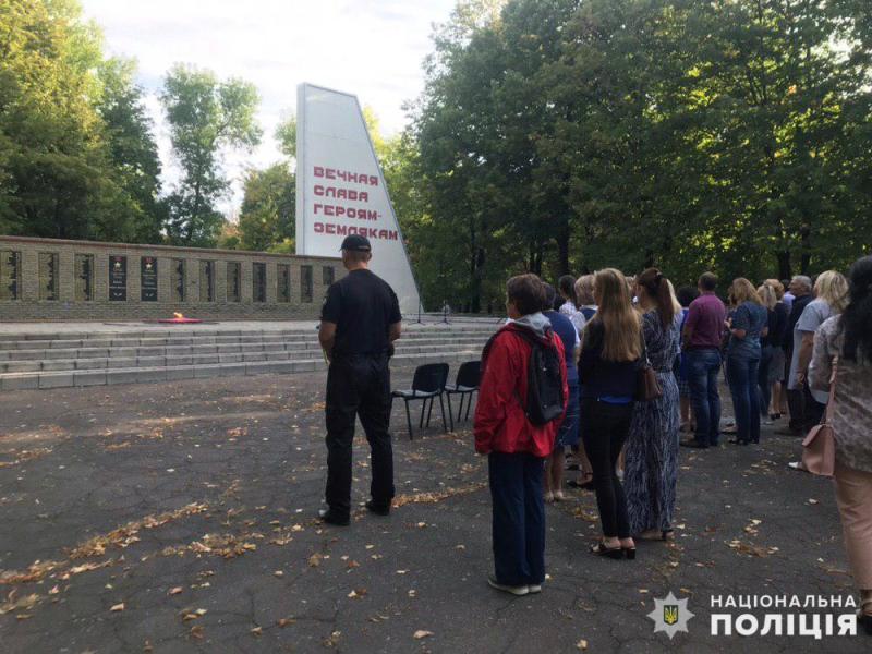 Поліцейські Покровської оперативної зони забезпечили правопорядок під час святкування Дня визволення Донбасу, фото-2