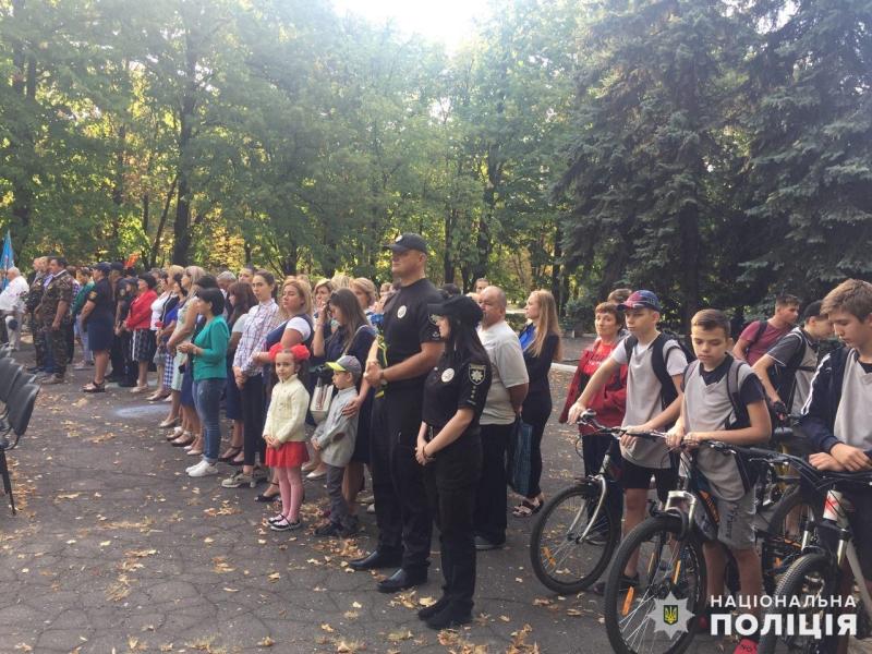 Поліцейські Покровської оперативної зони забезпечили правопорядок під час святкування Дня визволення Донбасу, фото-4