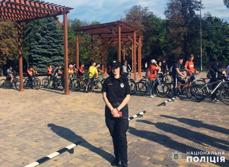 Поліцейські Покровської оперативної зони забезпечили правопорядок під час святкування Дня визволення Донбасу, фото-9