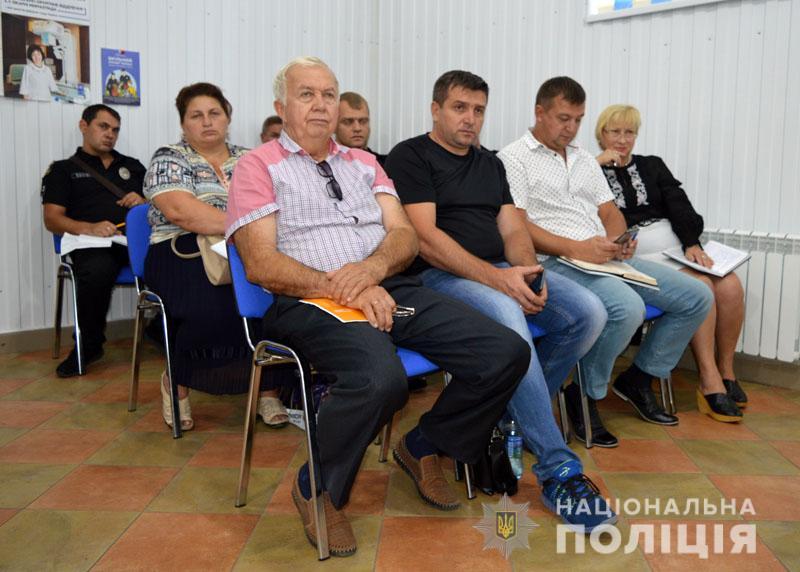 Поліція Донеччини долучилася до загальнодержавного проекту «поліцейський офіцер громади», фото-3