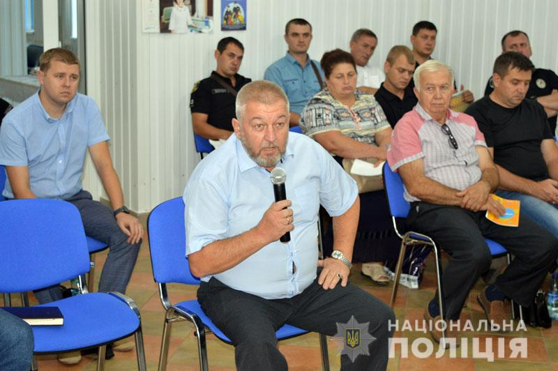 Поліція Донеччини долучилася до загальнодержавного проекту «поліцейський офіцер громади», фото-5