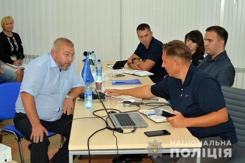 Поліція Донеччини долучилася до загальнодержавного проекту «поліцейський офіцер громади», фото-6