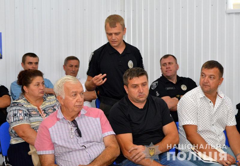 Поліція Донеччини долучилася до загальнодержавного проекту «поліцейський офіцер громади», фото-7